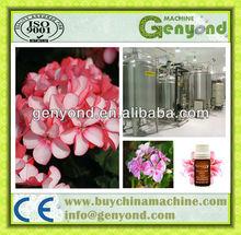 Pure Geranium Essential oil extractor