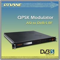(DMB-9500) DVB-S Modulator integrated with 1-channel CVBS encoder
