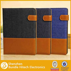 High Quality Slim Style Leather Case for iPad Air,for Ipad Leather Case