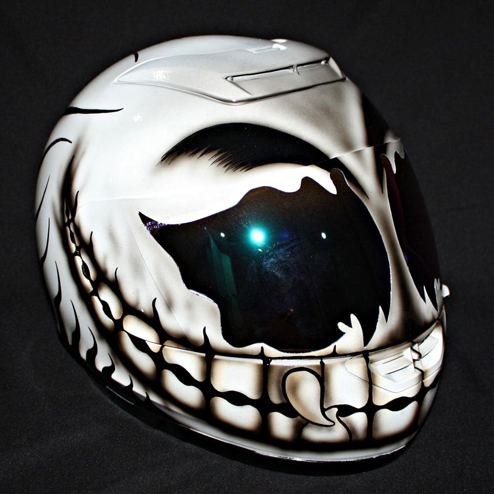 Motorcycle Helmet Custom Paint Motorcycle Helmet