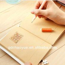 Hot Sale Design genuine leather checkbook cover