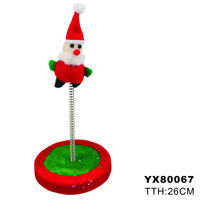 2014 Hot sale christmas pet toy