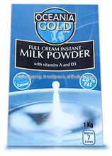 Full Cream and Skimmed Milk Powder from Australia and New Zealand