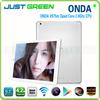 Shen Zhen 9.7 inch Amlogic M802 Onda tablet PC china manufacture