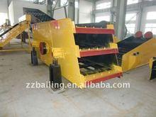 2014 Henan newly made 2-3 decks vibrating screener for sale