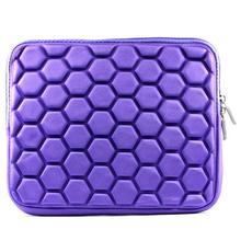 Wave Design iPad Tab Sleeve Full Purple Pouch
