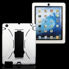iPad 2 3 4 Armor Hybrid Case with Stand