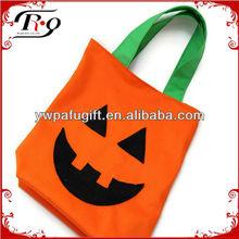 Smiling Pumpkin Cute Casual Halloween Bag
