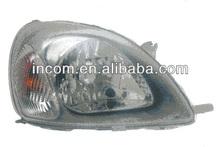 for toyota yaris headlight 1999-2003