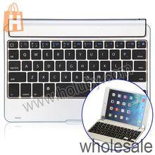 Wholesale Aluminium Alloy Design for iPad Mini Bluetooth Keyboard, Ultrathin Bluetooth Keyboard for iPad Mini 1 2 With Magnetic