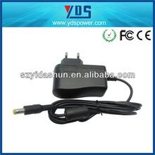 alibaba china supplier yidashun adapter socket programmer with 9.5a 1a EU, socket adapter for led strip