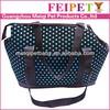 Durable cotton wholesale dog bag