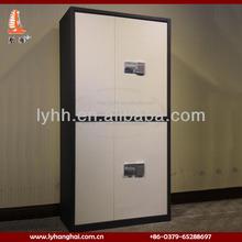 Electric Lockabke Arab 4 Door Office Assemble Metal Cabint For File Archive