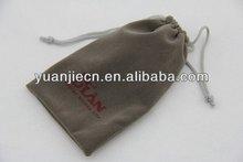 Excellent quality hot-sale soft jewelry velvet pouchs