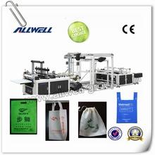 2014 New Type Full automatic ultrasonic sealing machine nonwoven bagsAW-C700-800
