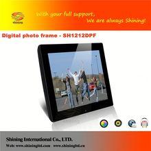 SH1212DPF music photo frame digital / art and craft photo