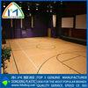 durable used pvc wood basketball flooring