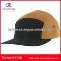 Großhandel werbe schlangenhaut custom- bunte Stich billige design ihr eigenes logo leere 5-panel-cap/Hut mit gewebtes etikett