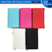 Card Wallet Mobile Phone Leather Elegant Bag Purse Case For Galaxy S3 I9300