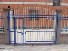 Decorative Metal homes SGS Fence