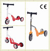 2 in 1 mini scooter 3 wheel balance trike scooter bike for kids multi-function kick scooter
