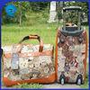 Custom Fashion Printing Trendy Trolley Travel Bag