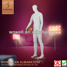 High quality virtual male basketball action mannequin