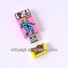 Marvel Comics Fantastic Four Series Invisible Woman USB Flash Drive