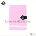2014 leather flip case and cover for Tablet PC