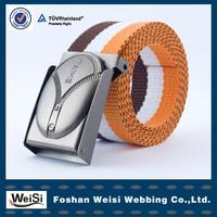 wholesale fashionable hot selling boys canvas belt