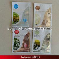 Cloud 9 ziplock bags with logo/custom printed ziplock herbal incense bag