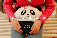 china supplier back support cartoon round cheap fashion cute cushion