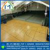 basketball court pvc knife coating flooring