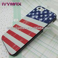 flag design phone case for iphone 5S print pc case