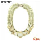 Imitation handmade elegant good polki jewelry set