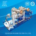 Venta caliente automático de limpieza auto de filtración de agua dispositivo para la mina de carbón