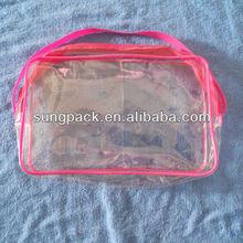 2014 transparent pvc bag