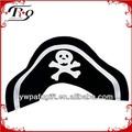 halloween cráneo cosplay sombreros de pirata