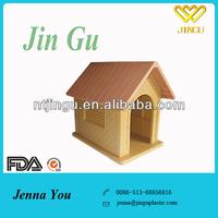 hot sale plastic unique folding prefab dog house