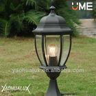 new style classic garden Bollards light