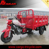 closed cargo tricycle/250cc trike chopper motorcycle