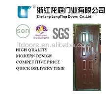 Modern Style Steel Security Door LTT-001