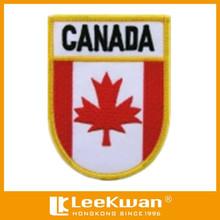 custom flag embroidery patch badge emblem