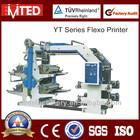 plastic film printer,flexographic printing machine