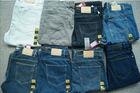 100% cotton hot sales multi-color jeans pants models for men stock