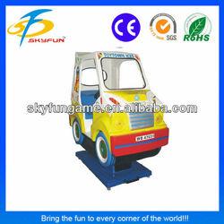 guangzhou factory games ice cream van(2seats) kids cars electric