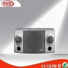 bass boom digital mp4 player with built in speaker ktv karaoke machine