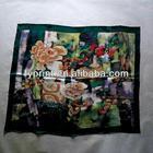 Customized Digital Printed Silk Square Ladies Scarves Online