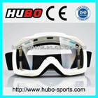 HUBO anti fog motorcycle glasses safety protection goggles motocross