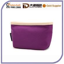 2014 Promotional Natural Jute Makeup Case cosmetic Bags